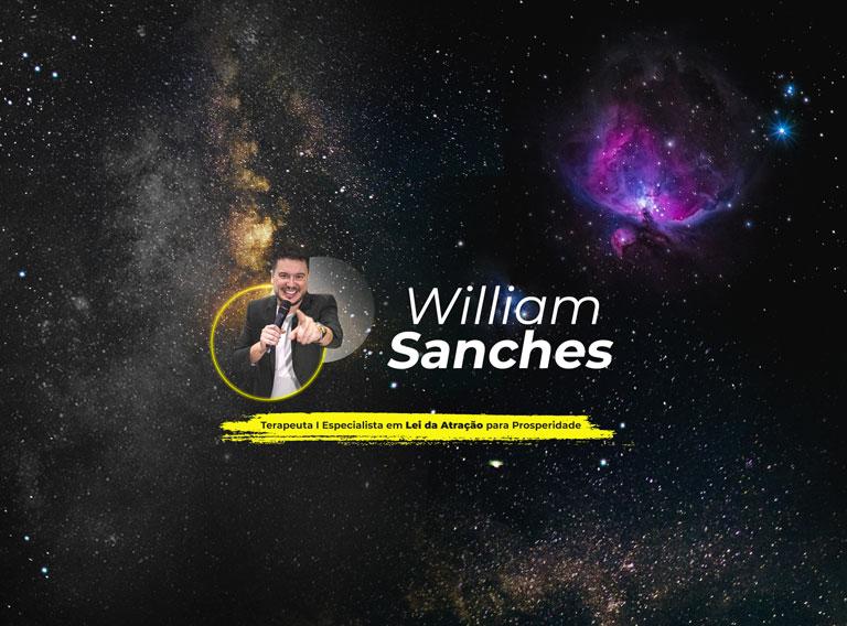 WILLIAM SANCHES TERAPEUTA TRANSPESSOAL