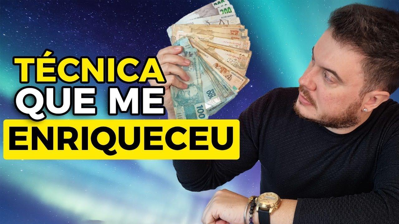 TÉCNICA QUE FIZ PARA CONQUISTAR MEU PRIMEIRO 1 MILHÃO DE REAIS
